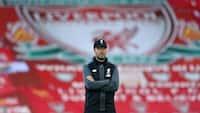 Crystal Palace havde ÉN berøring i Liverpools felt i 90 minutter - se den her