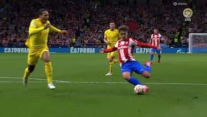 Drama i Madrid - Atletico tilbage fra 0-2