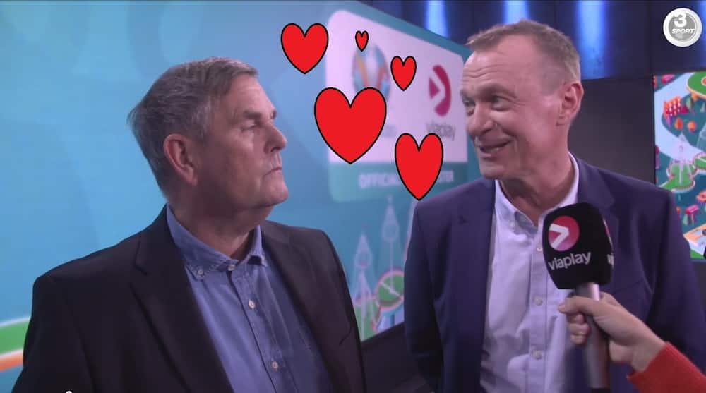 'En hel måned væk fra konen' - Frimann og Werge glæder sig helt vildt til EURO2020