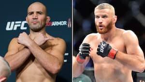 Kæmpenavne og titelkampe på plakaten ved UFC 267: 'Det er nok hans sidste chance'