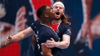 Champion de France: Mikkel Hansen og Henrik Toft er igen-igen franske mestre