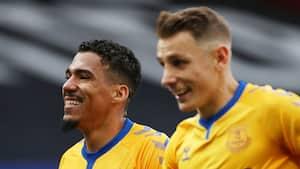 Everton fører Premier League: Tredje sejr på stribe