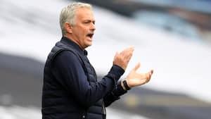 Jose Mourinho bliver ny cheftræner i AS Roma