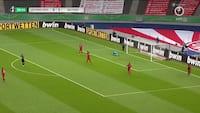 Leverkusen SKAL score på sådanne chancer, hvis de skal holde sig inde i finalen