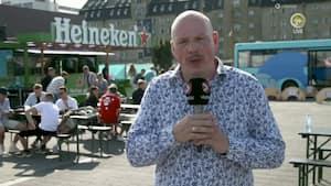 Kom med indenfor: Ofelia Beach danner ramme for dansk EM-fest