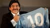 Maradona Junior til Real-stjerne på vej til Napoli: 'Rør ikke nr. 10 - det er min fars'