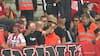 AaB-fans raser og udvandrer fra pokalfinale i protest