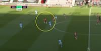 Vanvittigt long shot: Saints-angriber scorer 40 meter fra mål og tager fusen på City-keeper