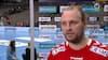 Småskadet Møllgaard humpede rundt: 'Jeg tager en halv fridag, så er der snart håndbold igen'