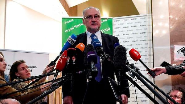 Russisk antidopingchef: Det er en tragedie - ingen chance for at vinde denne sag