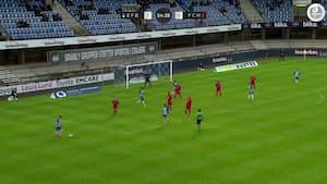 EfB satte 2-0-føring over styr mod FC Helsingør: Se alle målene her