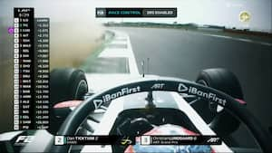 Op- og nedtur for Lundgaard: Se, hvordan det gik i weekendens Formel 2 og 3 her
