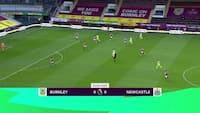 Newcastle tager gigantisk skridt væk fra bunden med sejr i Burnley - se highlights