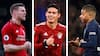 MÅL MÅL MÅL: Se alle kasser fra seneste runde i Bundesligaen, Ligue 1 og Premier League her