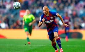 Braithwaite afslører: 'Dét sagde Messi til mig'