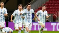 Målmand blev helten for Argentina i straffedrama mod Colombia - se det hele her