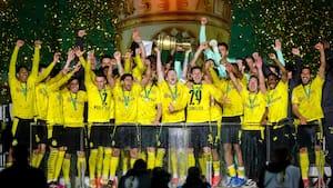 Haaland og Sancho sender Dortmund i pokaltriumf: Se ALLE 5 kasser her