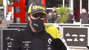 Fernando Alonso om sin pause: Det har været godt med noget frisk luft