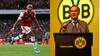 Aubameyang og Dortmund-direktør i skænderi: Du er sådan en klovn, Mr. Watzke