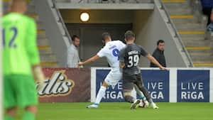 Det var ikke kønt, men FCK er klar til Europa League - her er highlights og Tøftings vurdering