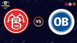 Højdepunkter: Se alt det bedste fra eSuperliga-kampen mellem AaB og OB