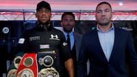 Coronakrisen fører til udsættelse af VM-storkamp i sværvægt