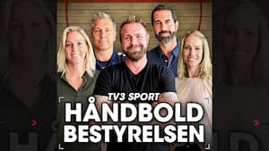 """Hårdtslående debat, skarpe holdninger og masser af fede historier – Lyt til """"Håndbold-bestyrelsen"""" her"""