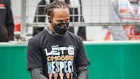Hamilton deler vandene med sine holdninger: 'Han gør det meget intelligent'