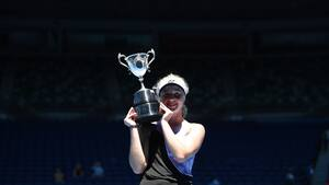 Triumferende Clara Tauson: Wozniacki inspirerer mig