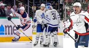 Det bliver ikke bedre: Se SAMTLIGE kampe fra NHL på Viaplay