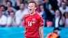 Danmark falder på verdensrangliste trods EM-semifinale