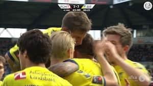 Varm op til legendekampen: Her scorer Agger for første gang i ti år for Brøndby
