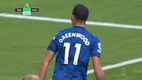 Greenwood redder United fra nederlag: Se højdepunkterne her