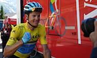 Dauphiné-triumf sender Fuglsang på andenpladsen på rangliste