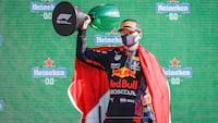 Magnussen lovpriser Verstappen: 'Han har hele pakken'