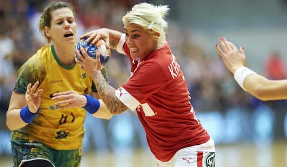 Mulle Skal Spille Fraekt Og Sjovt Handbold Tv3 Sport