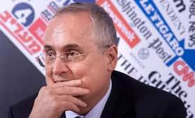 Lazio-præsident får syv måneders karantæne