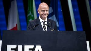 Infantino genvalgt som FIFA-præsident uden modkandidat