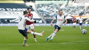 Bale bomber Burnley: Se Tottenhams målfest og alle de andre mål i denne runde af Premier League