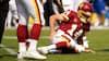 Quarterback skadet - 'Hvis de ikke tager ham i dag, kommer han ikke til at spille igen'