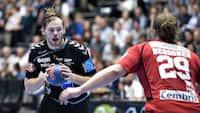 Skrækkelig debut: Bagspiller får alvorlig skade i første kamp for Aalborg