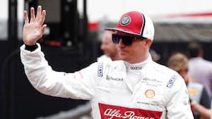 'Der findes ingen som Kimi' - F1-stjerne runder 300 grand prix'er