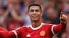 Ronaldo var rystende nervøs inden gensyn med Old Trafford