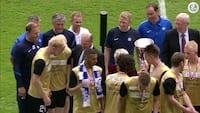 Retro: Da Esbjerg triumferede i pokalturneringen