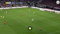 Cavani udnytter forsvars-brøler og sender PSG i front