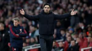 Ny Arsenal-skuffelse: Sen kasse ødelægger stemningen på Emirates - se målene lige her