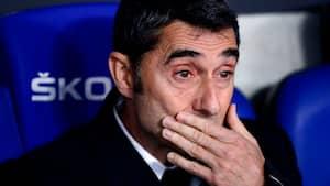 Journalist: Valverde bliver fyret mandag