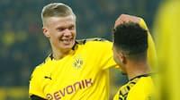 Håland bomber videre for Dortmund i 5-1-sejr - se højdepunkter fra nordmandens seneste show