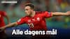 Søndagens mål: De to første hold er videre ved EURO 2020