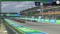 Red Bull slog Mercedes i amerikansk VM-duel - Se højdepunkterne fra grandprixet her